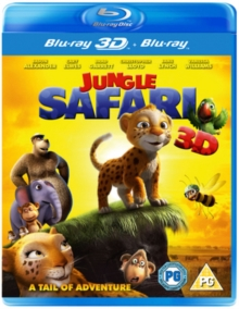 Jungle Safari, Blu-ray  BluRay