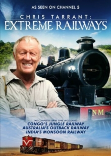 Chris Tarrant: Extreme Railways, DVD  DVD