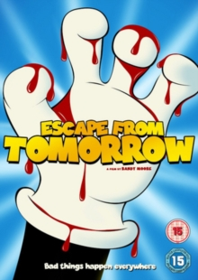 Escape from Tomorrow, DVD  DVD