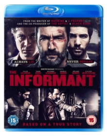 The Informant, Blu-ray BluRay
