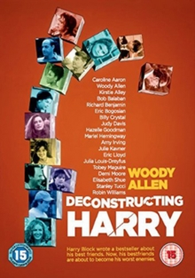 Deconstructing Harry, DVD  DVD