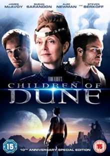 Children of Dune, DVD  DVD