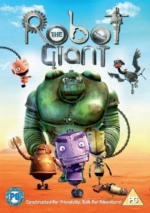 The Robot Giant, DVD DVD