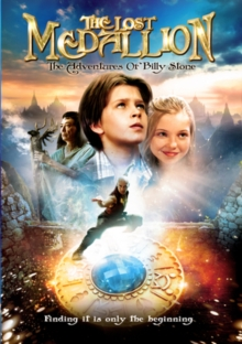 The Lost Medallion, DVD DVD
