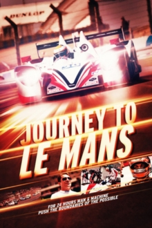 Journey to Le Mans, Blu-ray  BluRay