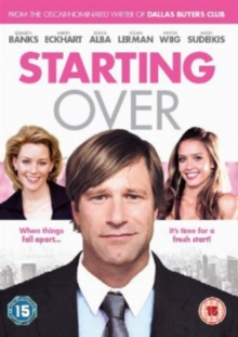 Starting Over, DVD  DVD