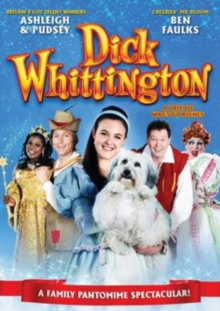 Dick Whittington: Bristol Hippodrome, DVD  DVD