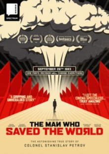 The Man Who Saved the World, DVD DVD