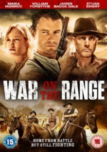 War On the Range, DVD DVD