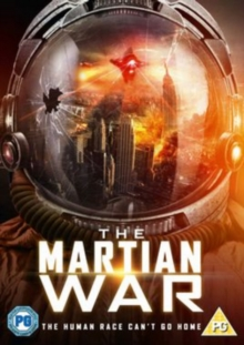 The Martian War, DVD DVD