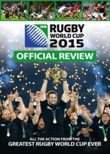 Rugby World Cup 2015: The Official Review, DVD  DVD