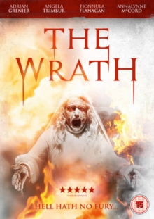 The Wrath, DVD DVD