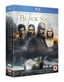 Black Sails: The Complete Collection, Blu-ray BluRay