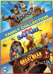 Family Film Collection, DVD DVD