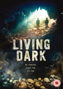 Living Dark - The Story of Ted the Caver, DVD DVD
