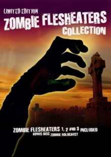 Zombie Flesh Eaters 1-3/Zombie Holocaust, DVD  DVD