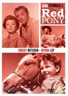 The Red Pony, DVD DVD