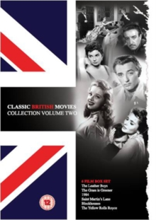 Classic British Movies Collection: Volume 2, DVD  DVD