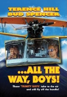 All the Way Boys, DVD  DVD