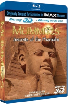 IMAX: Mummies - Secrets of the Pharoahs, Blu-ray  BluRay