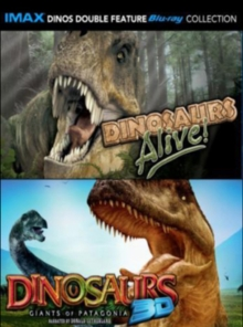 IMAX: Dinosaurs Collection, Blu-ray  BluRay