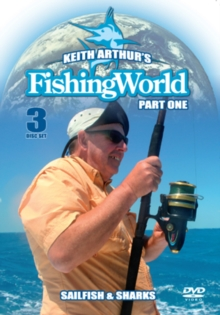 Keith Arthur's Fishing World: Sailfish and Sharks, DVD  DVD