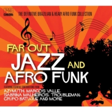 Far Out Jazz and Afro Funk, CD / Album Cd