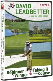 David Leadbetter: From Beginner to Winner/Taking It to the Course, DVD  DVD