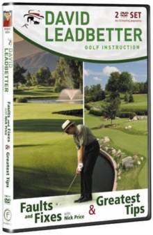 David Leadbetter: Faults and Fixes/Greatest Tips, DVD  DVD