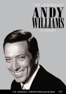 Andy Williams: Legend in Concert, DVD  DVD