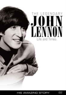 John Lennon: Life and Times - His Amazing Story, DVD  DVD