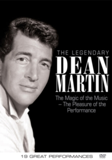 Dean Martin: The Magic of Music - The Pleasure of the Performance, DVD  DVD