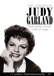 Judy Garland: The Legendary Judy Garland, DVD  DVD