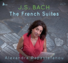 J.S. Bach: The French Suites, CD / Album Cd