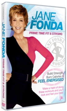 Jane Fonda: Prime Time Fit and Strong, DVD  DVD