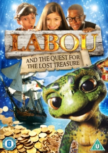 Labou and the Quest for the Lost Treasure, DVD  DVD