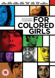 For Colored Girls, DVD  DVD