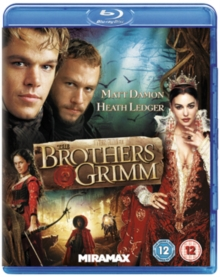 The Brothers Grimm, Blu-ray BluRay