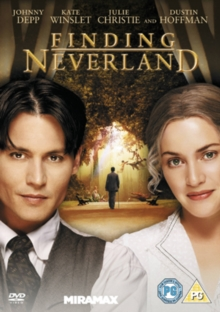 Finding Neverland, DVD  DVD
