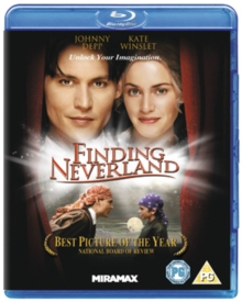Finding Neverland, Blu-ray  BluRay