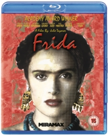 Frida, Blu-ray  BluRay