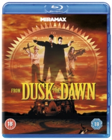 From Dusk Till Dawn, Blu-ray  BluRay