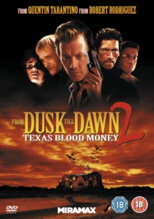 From Dusk Till Dawn 2 - Texas Blood Money, DVD  DVD