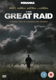 The Great Raid, DVD DVD