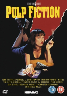 Pulp Fiction, DVD  DVD