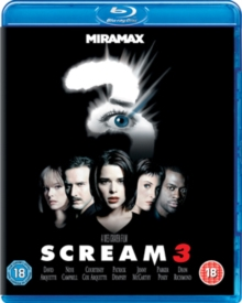 Scream 3, Blu-ray  BluRay