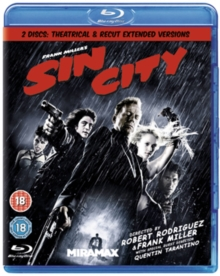 Sin City, Blu-ray  BluRay