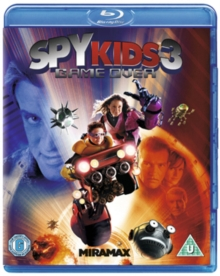 Spy Kids 3 - Game Over, Blu-ray  BluRay