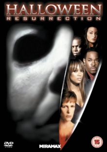 Halloween Resurrection, DVD  DVD