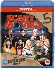 Scary Movie 3.5, Blu-ray  BluRay